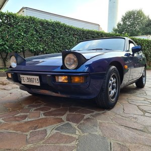 Picture of wonderful 924 1978 For Sale