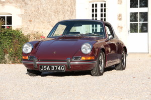 1969 Porsche 911 E 2.0L Targa