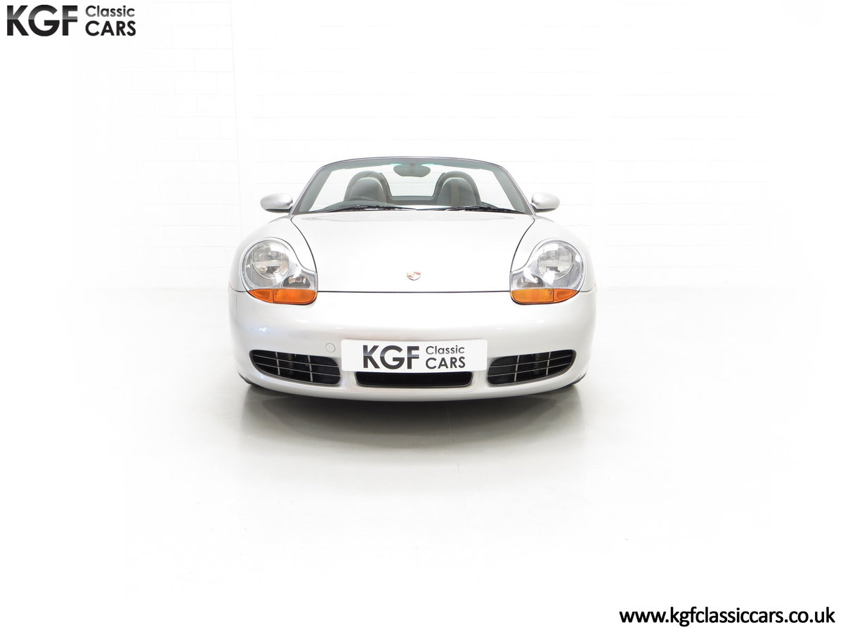 2002 A Tremendous Porsche Boxster S 3.2 Manual with 18,846 Miles For Sale (picture 3 of 24)