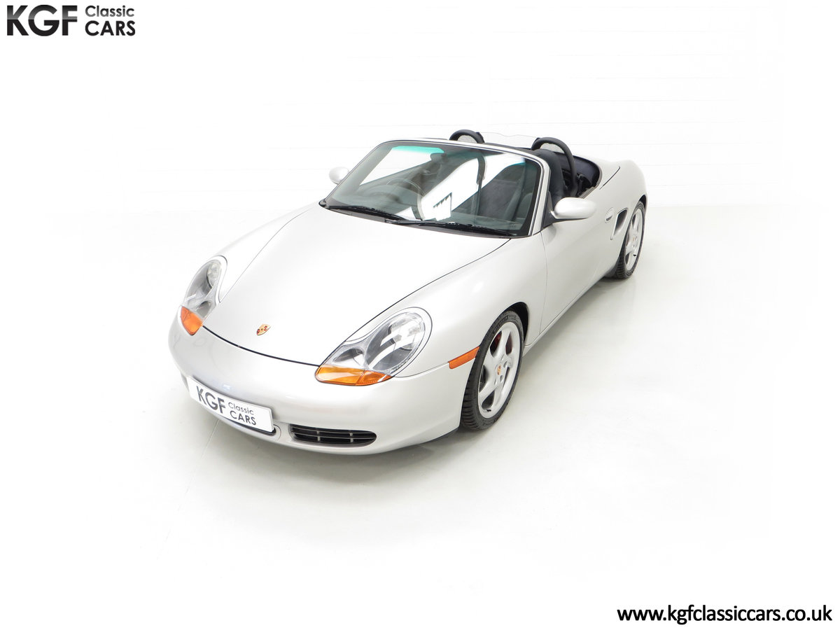 2002 A Tremendous Porsche Boxster S 3.2 Manual with 18,846 Miles For Sale (picture 5 of 24)