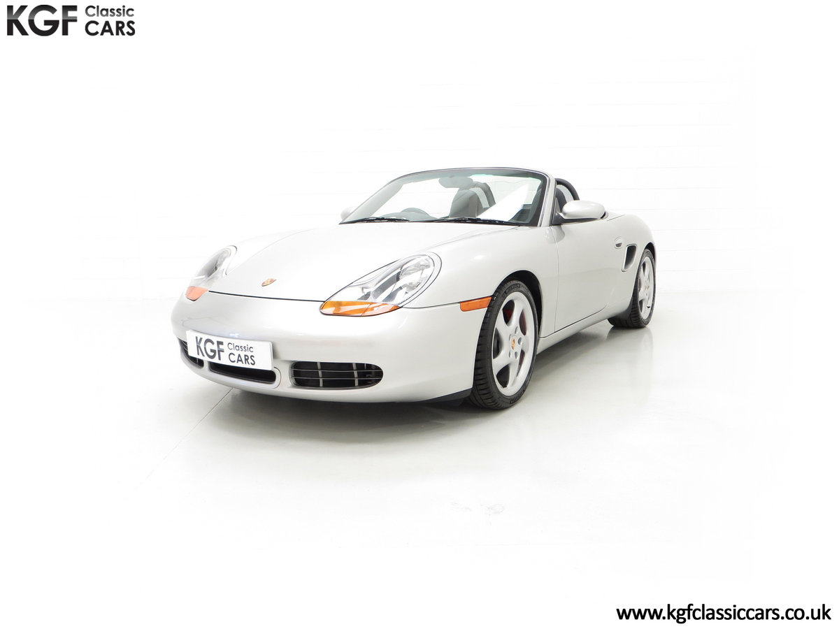 2002 A Tremendous Porsche Boxster S 3.2 Manual with 18,846 Miles For Sale (picture 6 of 24)