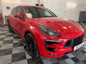 2017 Porsche Macan GTS - RED For Sale