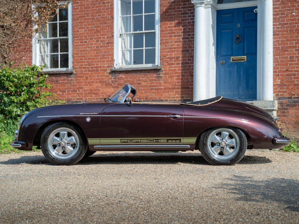 1973 356 Speedster by Intermeccanica For Sale (picture 4 of 24)