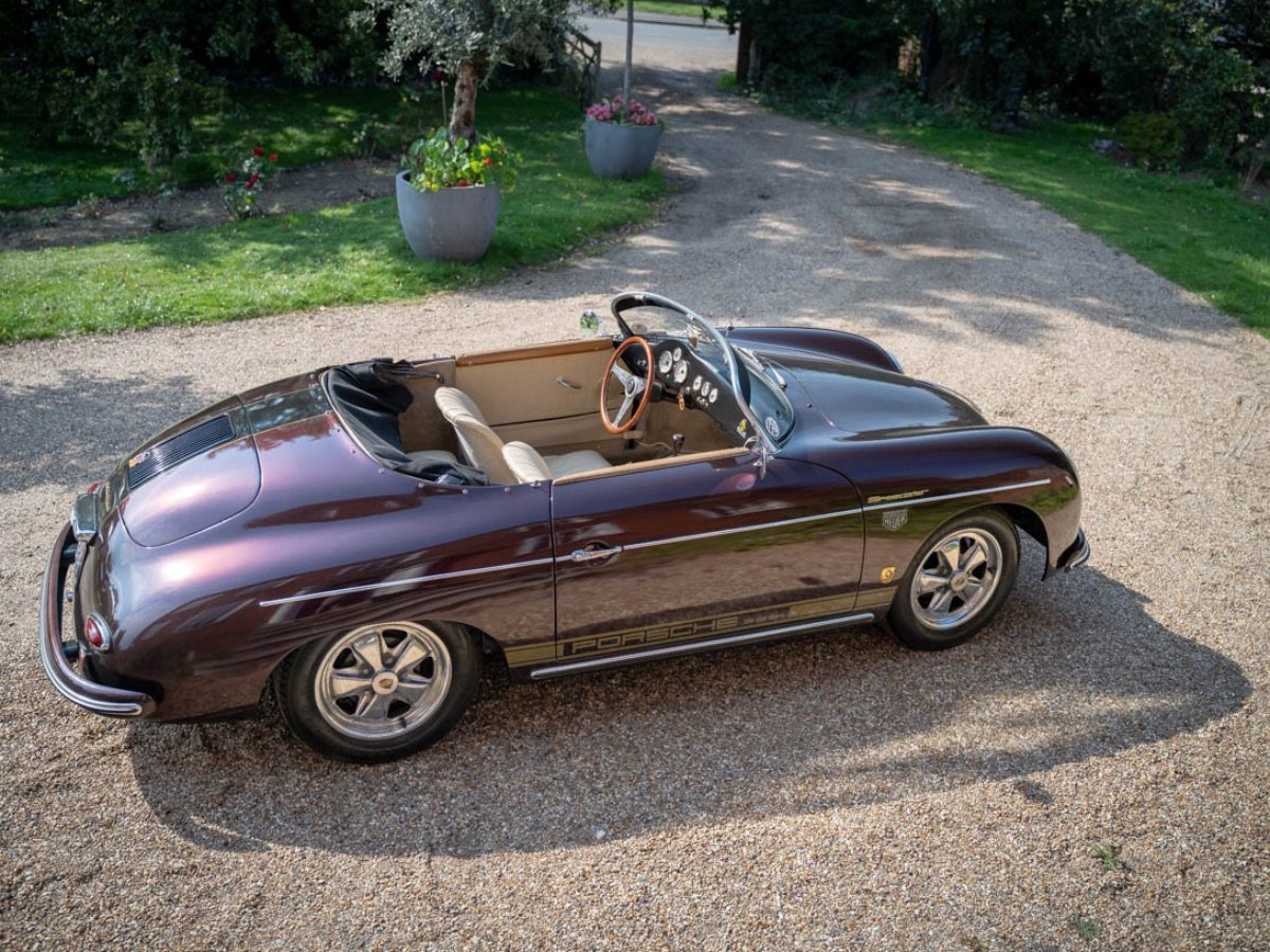 1973 356 Speedster by Intermeccanica For Sale (picture 7 of 24)
