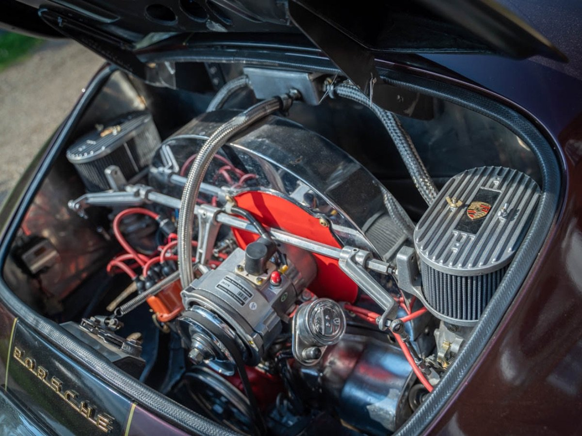 1973 356 Speedster by Intermeccanica For Sale (picture 10 of 24)