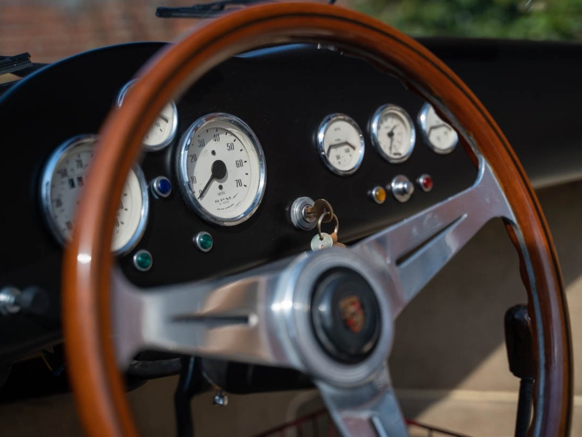 1973 356 Speedster by Intermeccanica For Sale (picture 12 of 24)