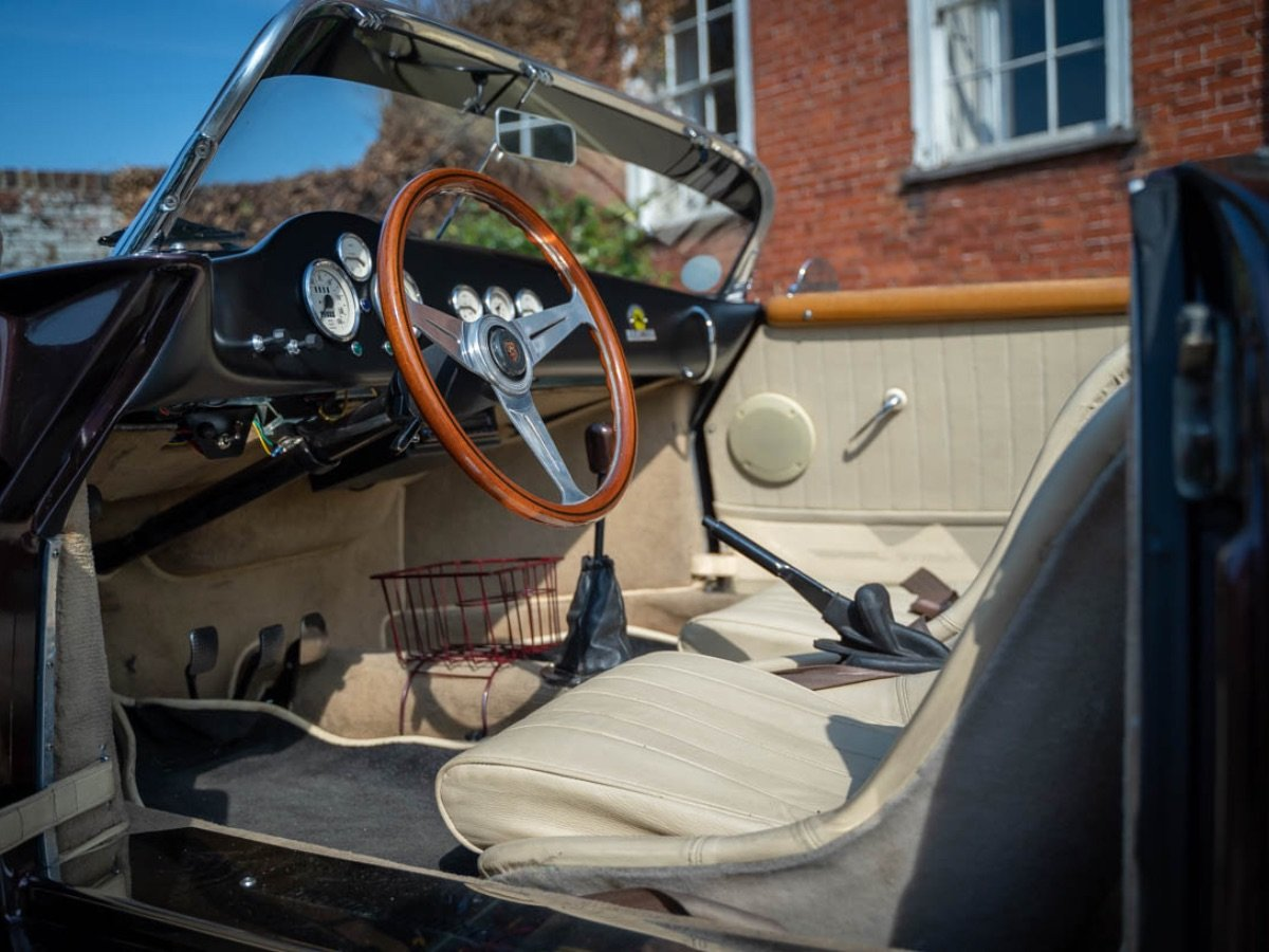 1973 356 Speedster by Intermeccanica For Sale (picture 13 of 24)