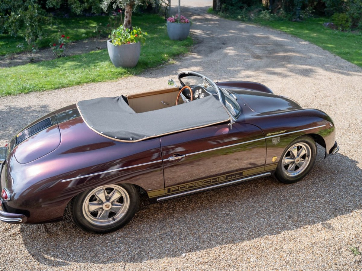 1973 356 Speedster by Intermeccanica For Sale (picture 17 of 24)