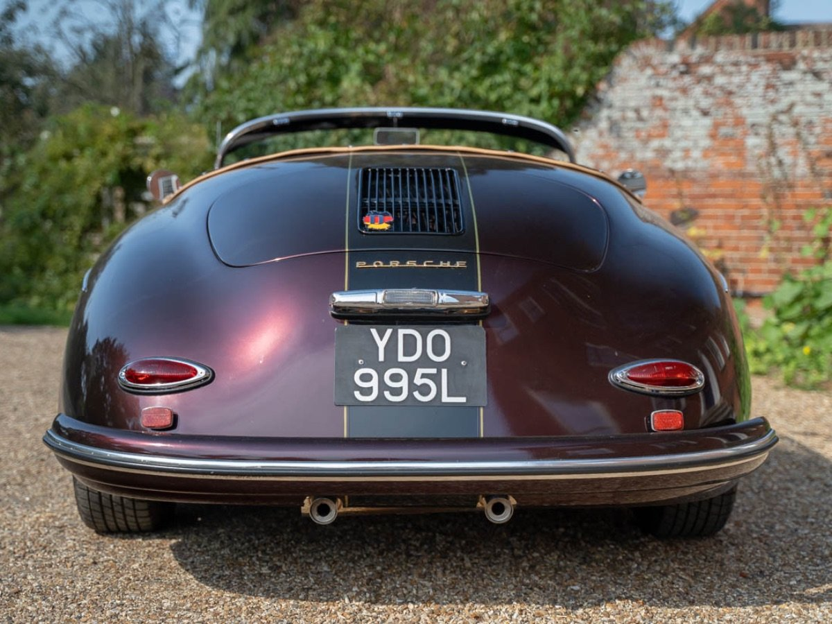 1973 356 Speedster by Intermeccanica For Sale (picture 21 of 24)