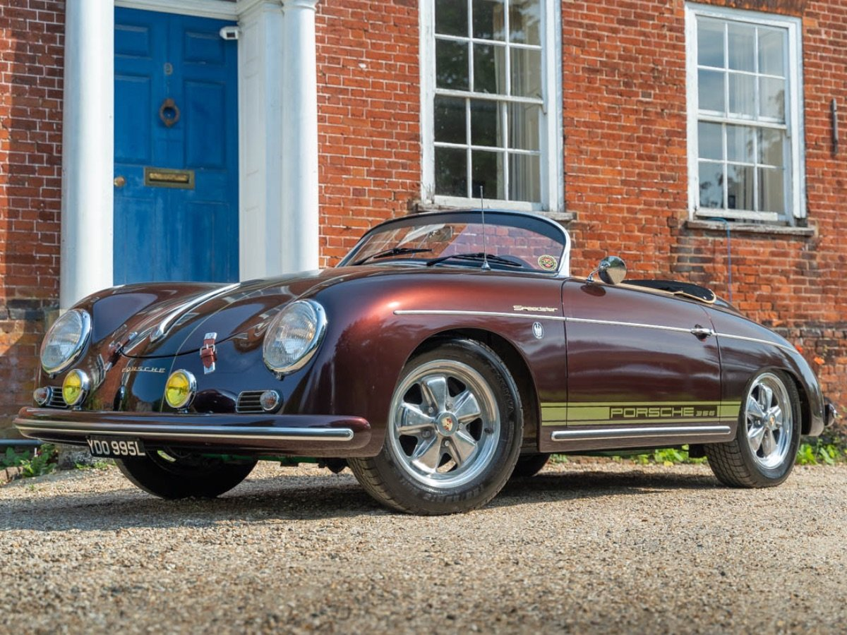 1973 356 Speedster by Intermeccanica For Sale (picture 22 of 24)