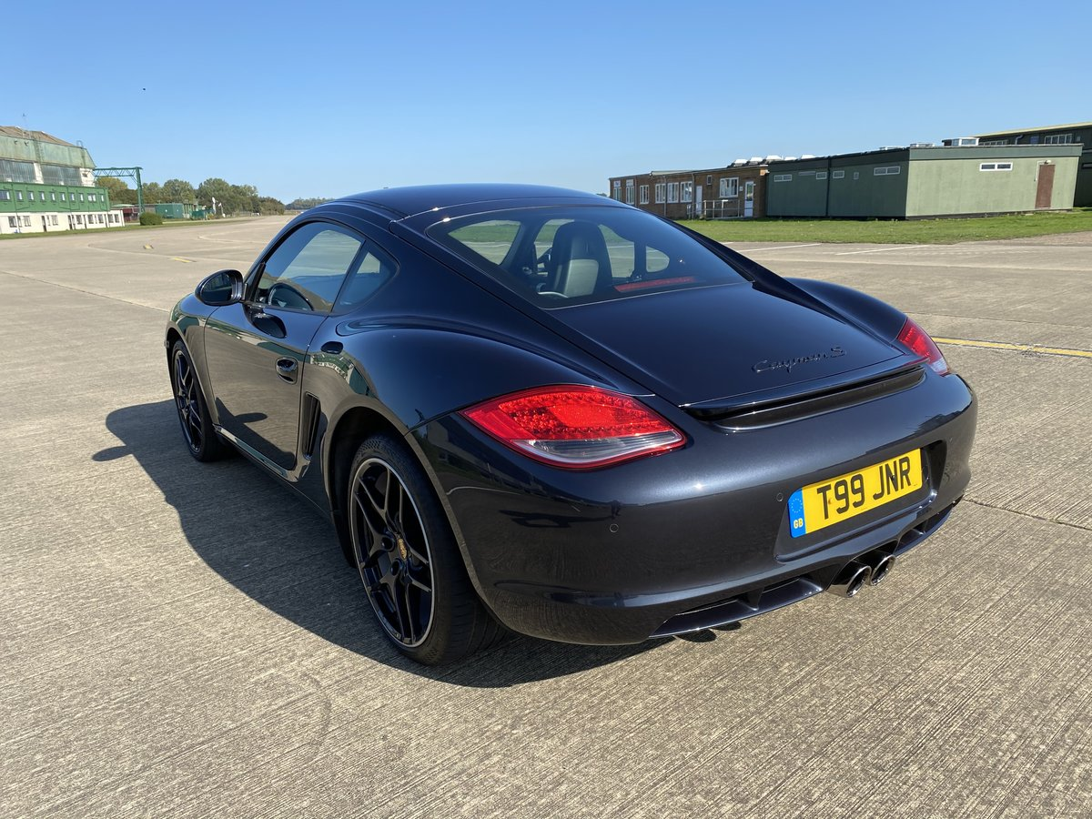 2009 Porsche Cayman S 3.4 with PDK box For Sale (picture 3 of 6)
