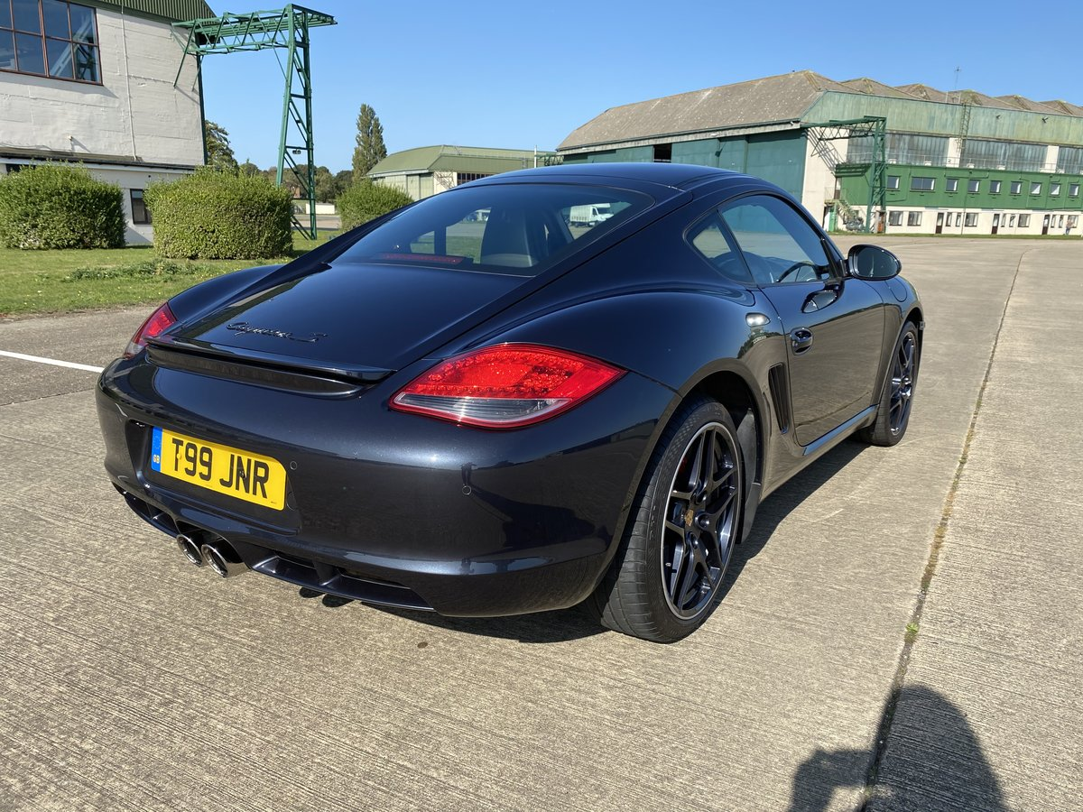 2009 Porsche Cayman S 3.4 with PDK box For Sale (picture 4 of 6)