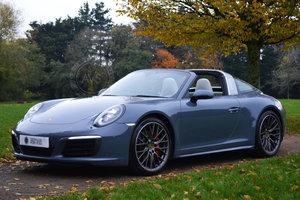 Huge Saving Porsche 911 991 Targa 4S inc Massive Spec