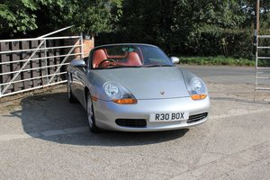 Porsche Boxster 2.5 986 2500 Miles From New