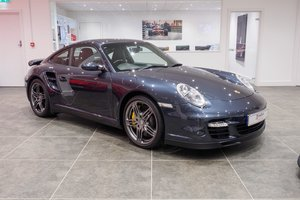 2007 Porsche 997 Turbo Gen 1/Porsche warranty till June 2021