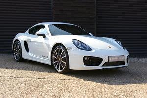 2013 Porsche 981 Cayman S 3.4 24V PDK Coupe Auto (19,000 miles) For Sale