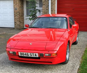 1984 Porsche 944 Lux - Exceptional Original Car For Sale