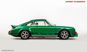 1973 PORSCHE 2.7 RS EVOCATION // '73 911 T // GENUINE RS ENGINE