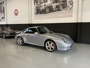 Picture of PORSCHE 993 Turbo (1995)