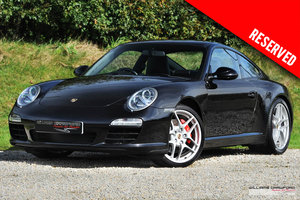 2009 RESERVED - (2010 MY) Porsche 997.2 Carrera 2 S PDK coupe