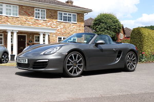 Boxster 981 2.7 PDK