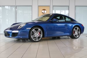 Porsche 911 (997) 3.8 S PDK Coupe
