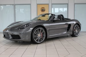 Picture of 2017 Porsche Boxster (718) 2.5 S PDK For Sale