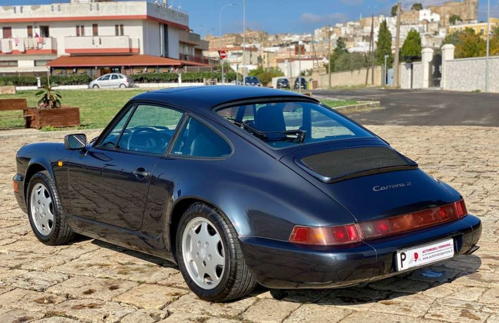 1990 Porsche 911 964 Carrera 2 Coupe Tiptronic For Sale (picture 6 of 6)