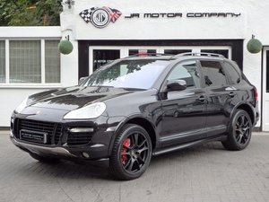 Picture of 2009 Cayenne 4.8 GTS Tiptronic S Basalt Black Huge Spec! For Sale
