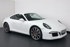PORSCHE 911 (991) C4S COUPE PDK. £15,000 of Optional Spec.