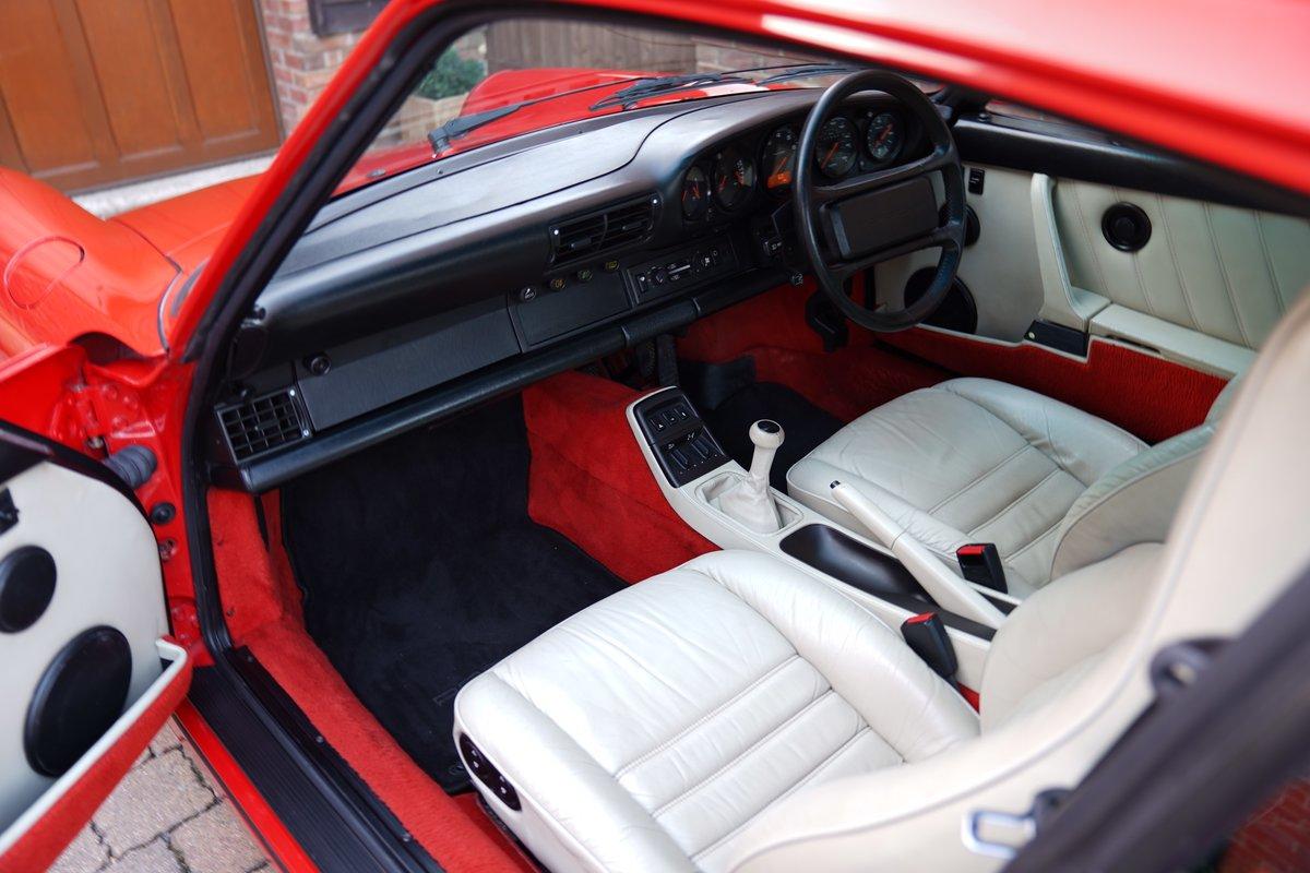 1990 DEPOSIT TAKEN 964 Carrera 4 manual DEPOSIT TAKEN For Sale (picture 4 of 6)