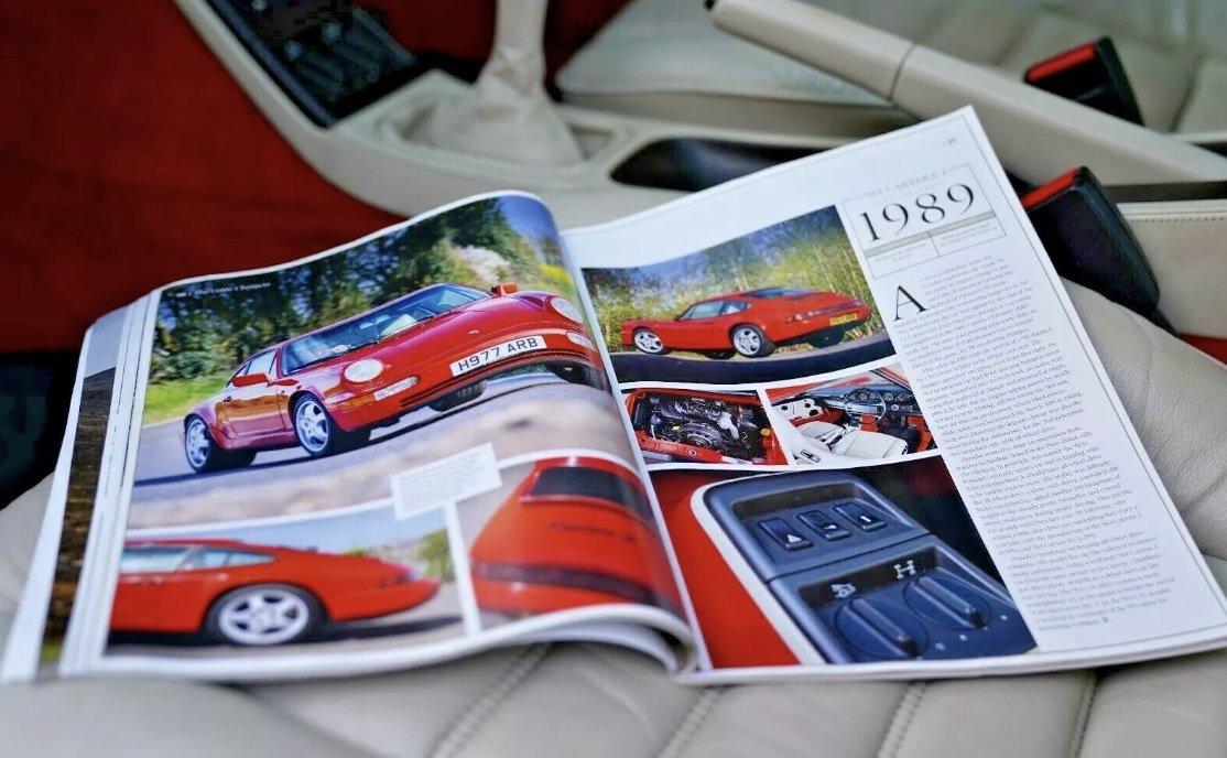1990 DEPOSIT TAKEN 964 Carrera 4 manual DEPOSIT TAKEN For Sale (picture 6 of 6)