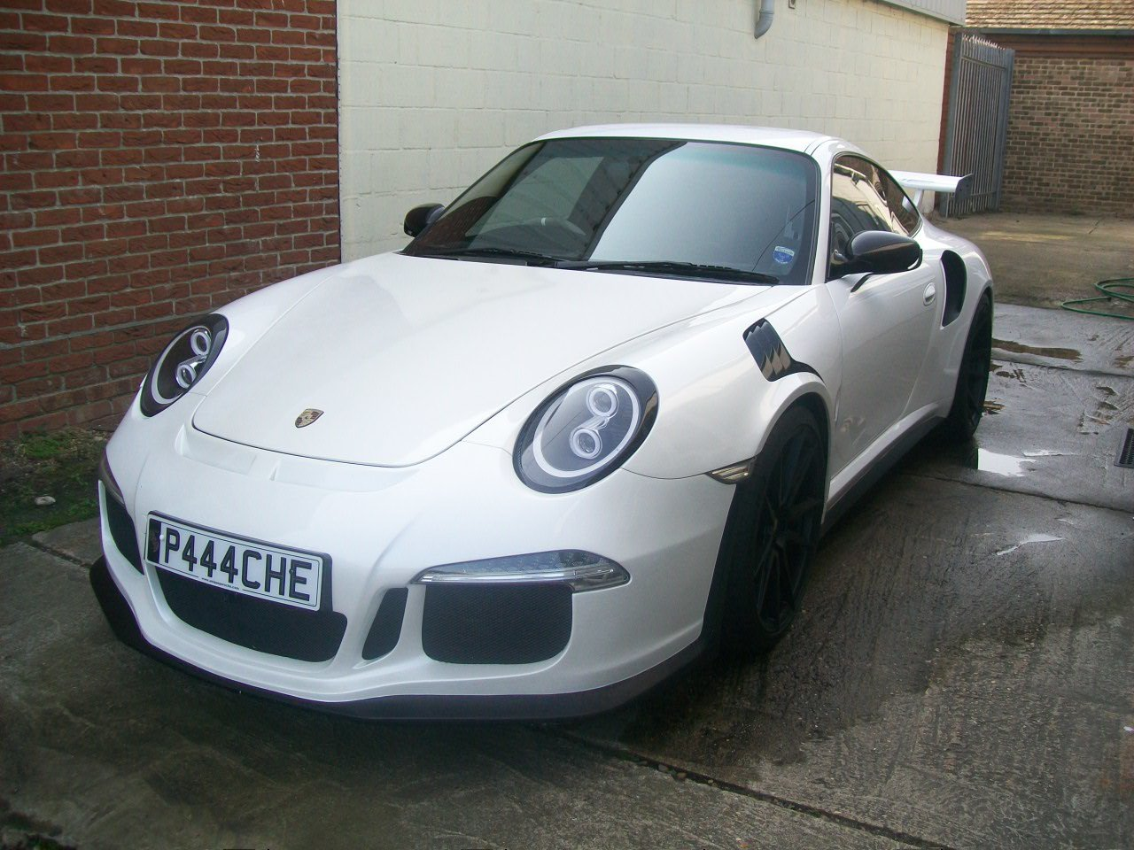 2001 Porsche 911 full gt3 conversion 3.9ltr hartech new For Sale (picture 1 of 6)