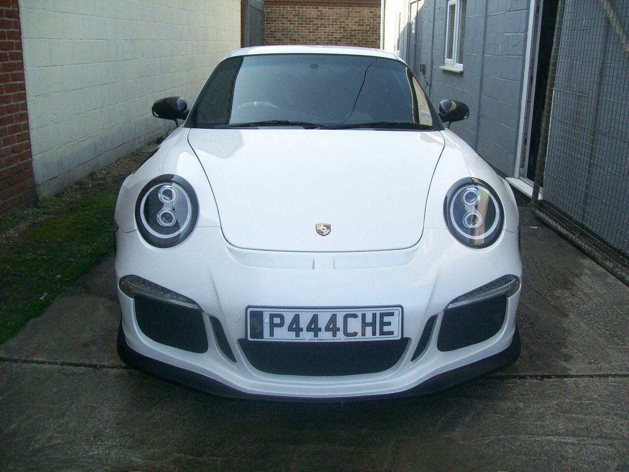 2001 Porsche 911 full gt3 conversion 3.9ltr hartech new For Sale (picture 2 of 6)