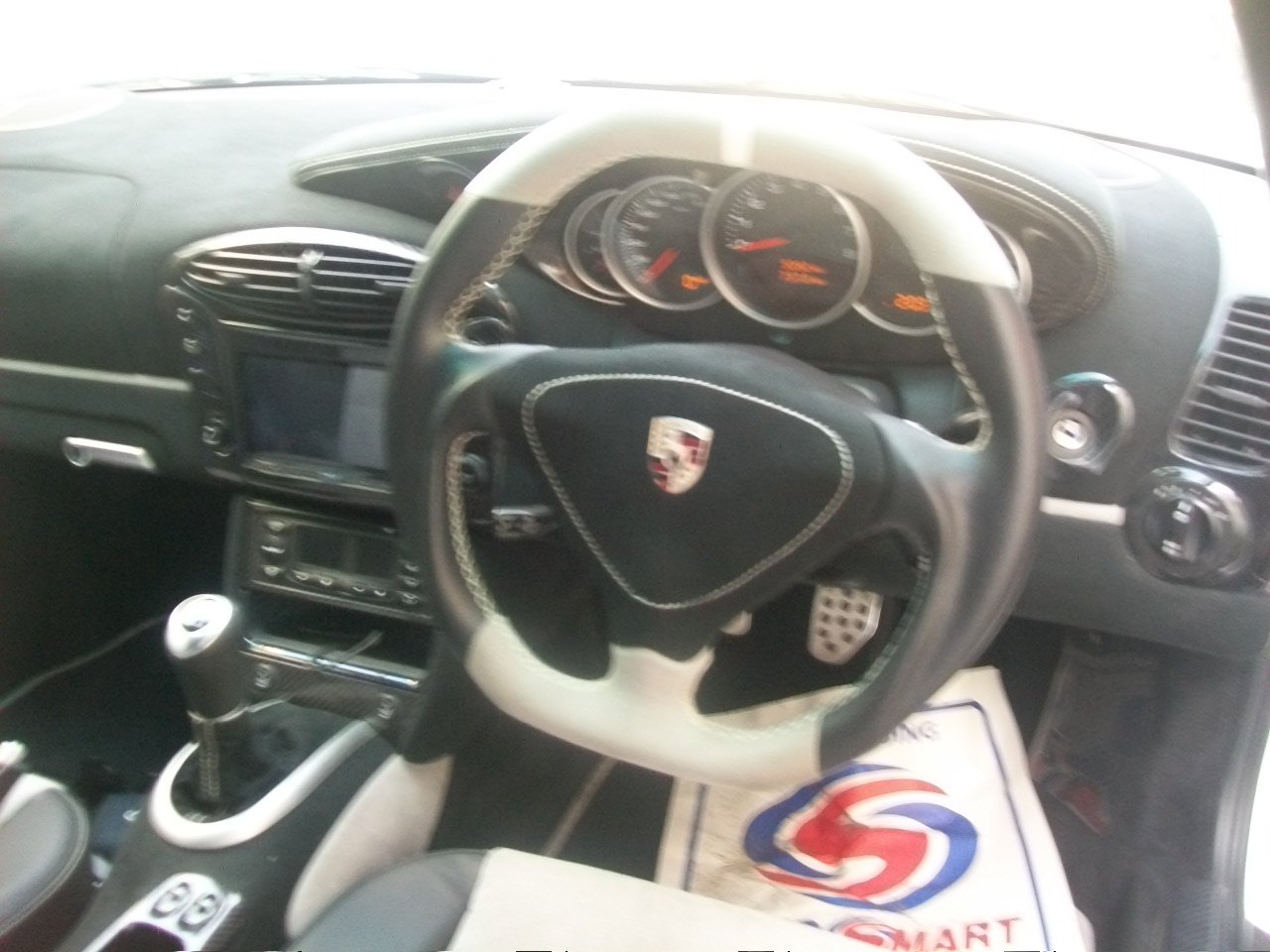 2001 Porsche 911 full gt3 conversion 3.9ltr hartech new For Sale (picture 4 of 6)