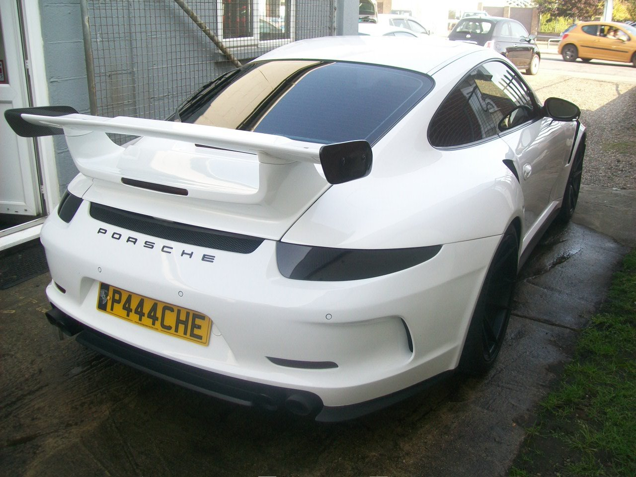 2001 Porsche 911 full gt3 conversion 3.9ltr hartech new For Sale (picture 6 of 6)