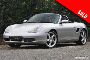 Picture of 2000 Porsche 986 Boxster S manaul SOLD