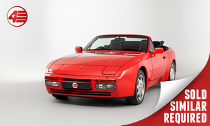 Picture of 1990 Porsche 944 S2 Cabriolet /// Just 57k Miles SOLD
