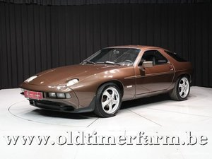 Picture of 1985 Porsche 928S Brown '85 For Sale