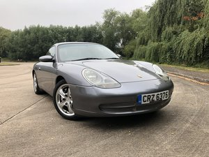 2001 Porsche 911 996 Carrera 4 Tiptronic S AWD For Sale