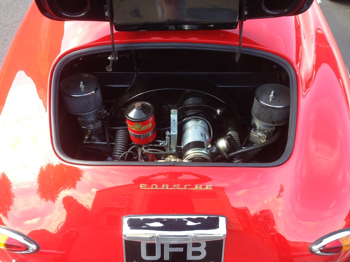 1969 Bespoke factory built Chesil Speedster  For Sale (picture 3 of 6)