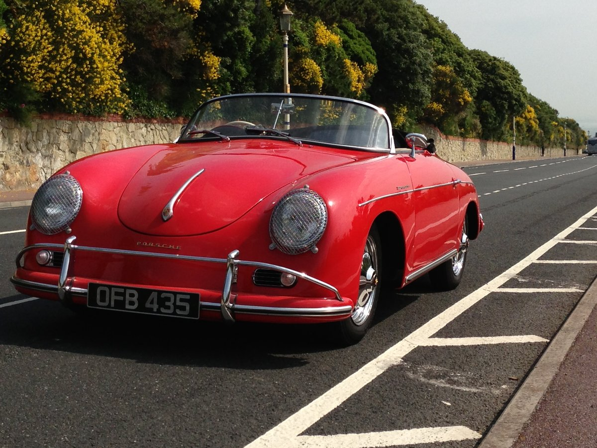 1969 Bespoke factory built Chesil Speedster  For Sale (picture 5 of 6)