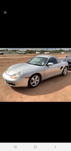 2001 The Most Stunning Boxster S One The Market  For Sale