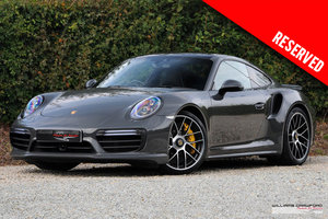 (2018 MY) RESERVED - Porsche 991.2 (911) Turbo S PDK coupe