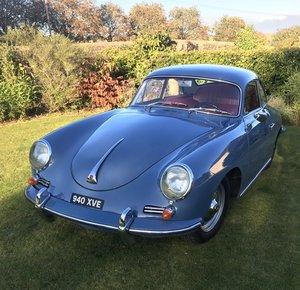 Porsche 356B 1600