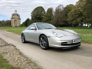 2003 Porsche 911/Carrera 996 C2 manual non sunroof