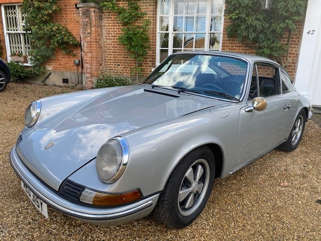 1970 LHD Porsche 911T Coupe SOLD (picture 1 of 6)