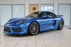 Porsche Cayman (981) GT4 Clubsport Package