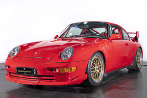 Picture of PORSCHE 993 CARRERA RS CLUB SPORT – 1995 For Sale