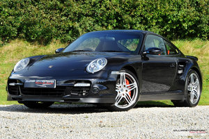 2008 Porsche 997 (911) Turbo manual coupe